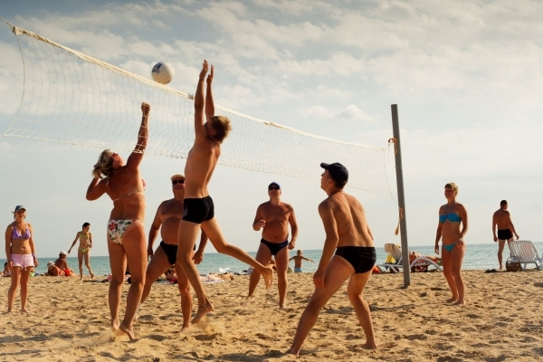 29 липня у Тернополі на «Циганці» пройде турнір з пляжного волейболу
