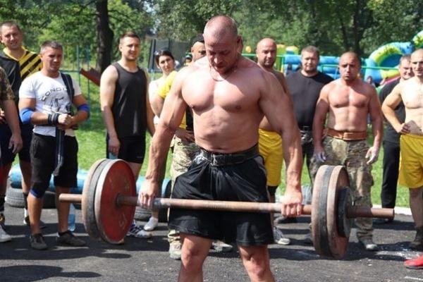 Учасники АТО з Тернопільщини змагалися у спорті (Фото)