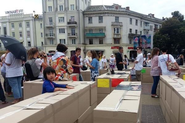 Тернополян вчили безпечно виїжджати на заробітки (Фото)