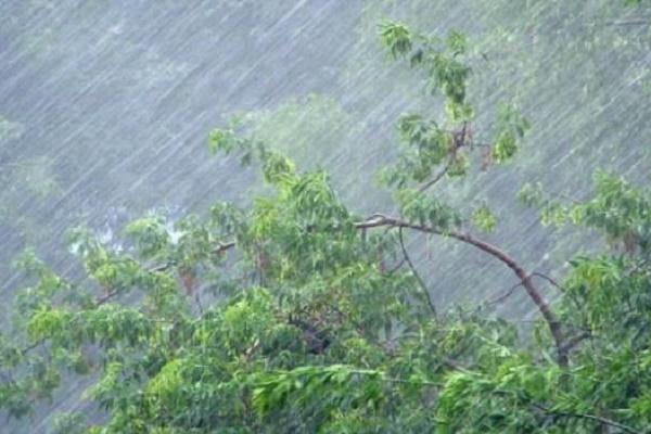 На Тернопільщині оголосили штормове попередження: насувається гроза та шквали