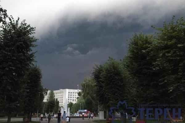 Негода на Тернопільщині наробила великої біди