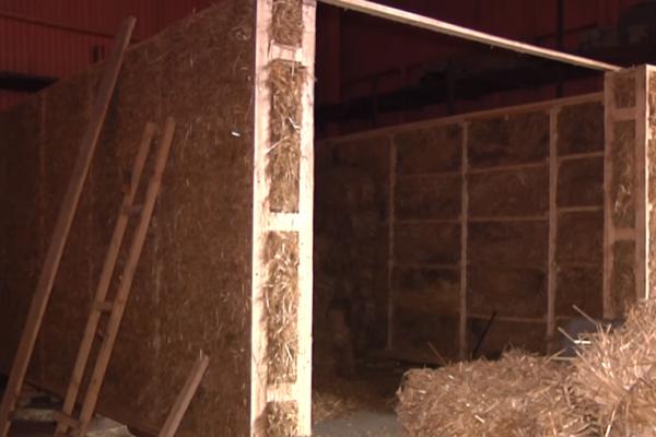 Бійці АТО на Тернопільщині будують екобудинки (Відео)