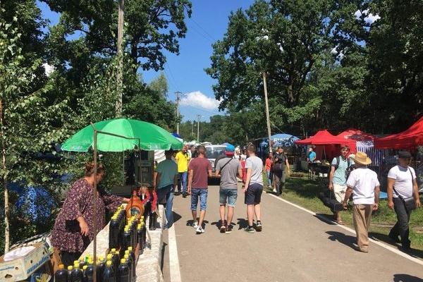 Фестиваль на Тернопільщині зібрав лемків зі всього світу (Фото)