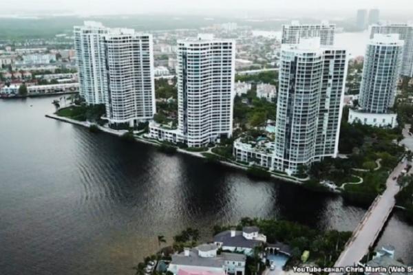 У колишнього тернопільського прокурора знайшли елітну нерухомість у США (Відео)