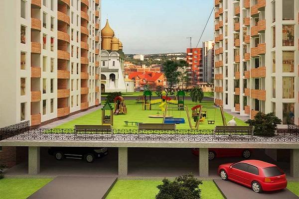Які новобудови у Тернополі будуються з підземним паркінгом