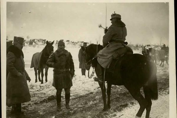 Село Сапова в роки Першої світової війни