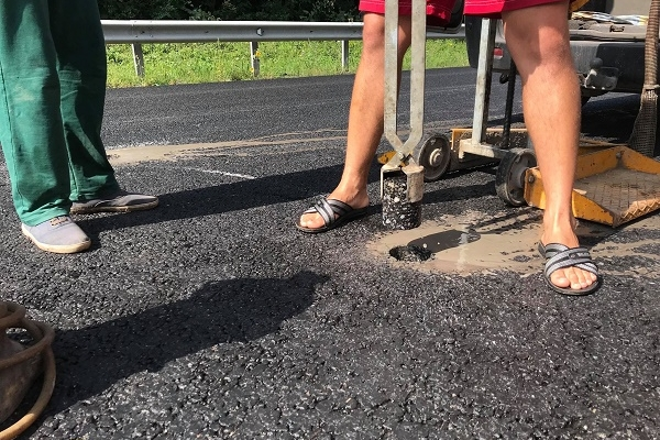 Якість ремонту доріг Тернопільщини перевіряють двічі