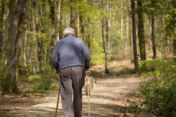 У Заліщицькому районі дідусь вийшов з дому і зник