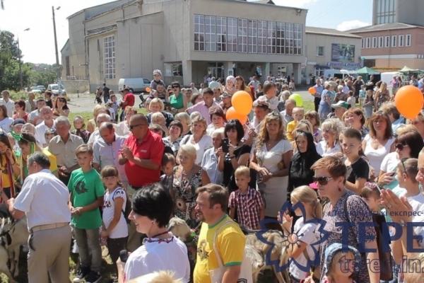 На Тернопільщині фестивалили на повну (Відео)