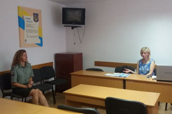 Представники служби зайнятості зустрілися з відвідувачами Тернопільського міськрайонного відділу з питань пробації