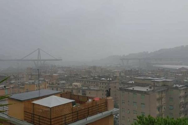 Тернополянка стала свідком страшної катастрофи в Італії