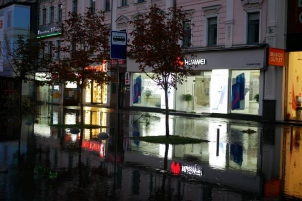 Після негоди частина Києва пішла під воду (Відео, фото)