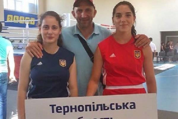 Тернопільські боксери Юлія Деденко та Каріне Айрапетян перемогли на Кубку України