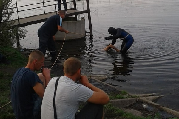 В Гусятинському районі втопився чоловік