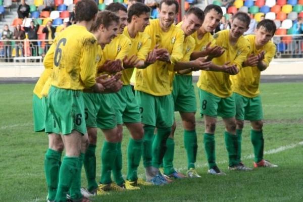 Головний стадіон Тернополя передали в безоплатне користування