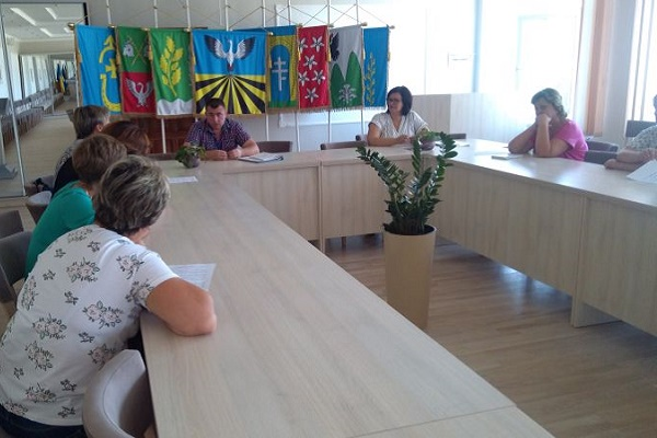 Служби зайнятості співпрацює з об'єднаними територіальними громадами Тернопільщини