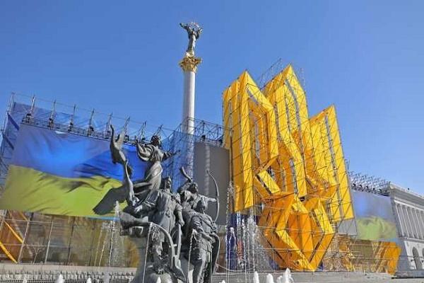 Андрій Матла вітає тернополян з Днем Незалежності