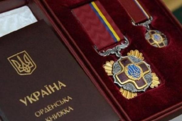 Хто з тернополян отримав звання і нагороди від Порошенка з нагоди Дня незалежності