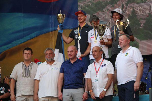 Завершився чемпіонат світу з водно-моторного спорту