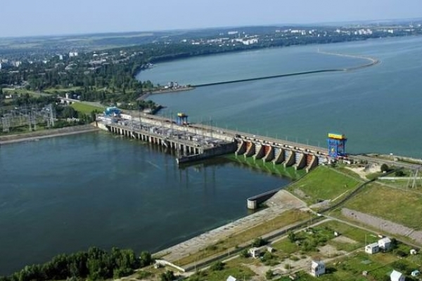 Столицю може затопити через прорив дамби на Київському водосховищі