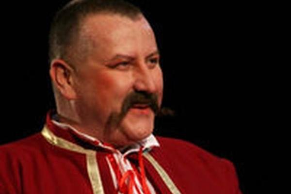 Відомий тернопільський актор Ігор Сачко отримав Почесне знання - Народний артист України