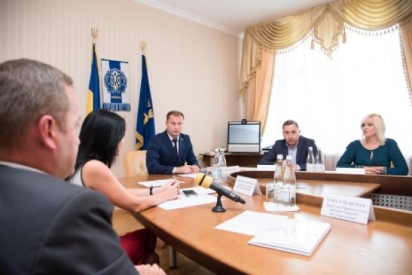 Тернопільська ОДА перша в Україні розпочинає співпрацю з банками щодо відшкодування відсоткових ставок по кредитах для малого і середнього бізнесу (Відео)