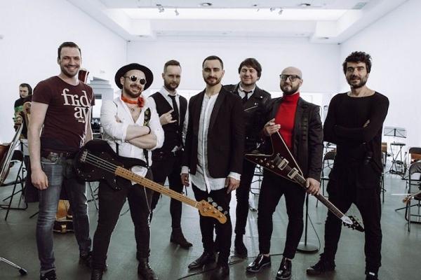 В Одесі пограбували музикантів гурту СКАЙ (Відео)