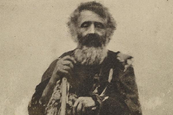 Янко Покутник із Заліщик на ретро світлинах