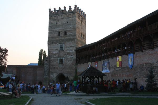 «Середньовічний Лучеськ. Доблесть віків»: фоторепортаж