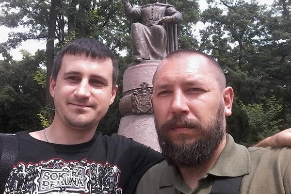 Тернопільський націоналіст Василь Лабайчук зосереджує свої сили на партійній роботі