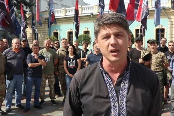 Андрій Шараскін «Богема» закликає підтримати петицію в підтримку Сенцова