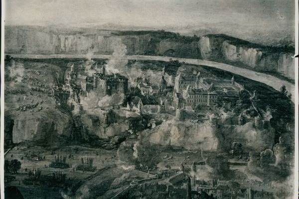 Як виглядав Язловецький замок кілька століть тому