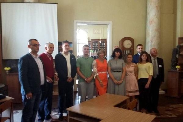 На Тернопільщині проводиться міжнародний літературно-мистецький форум «Діалог двох культур»