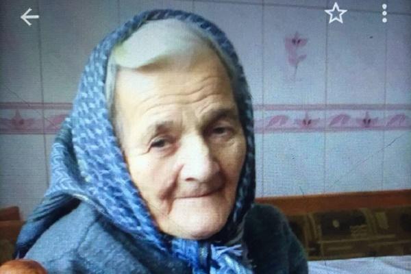 На Борщівщині зникла 83-річна бабуся