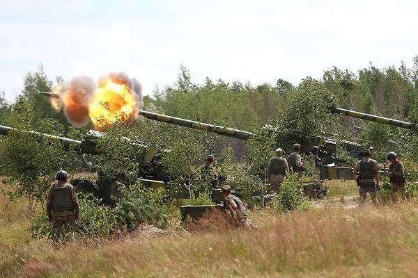 9 вересня - четверта річниця створення військової частини Тернопільських артилеристів