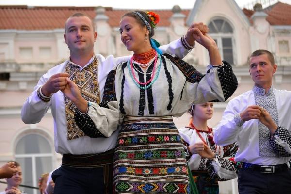 Борщівщина водинадцяте гостинно приймала відвідувачів та учасників фестивалю «Борщівська вишиванка»