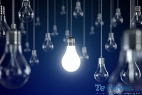 25 лютого майже 50 населених пунктів Тернопільщини будуть без світла