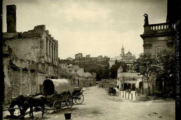 Вуличками Бучача 100 років тому