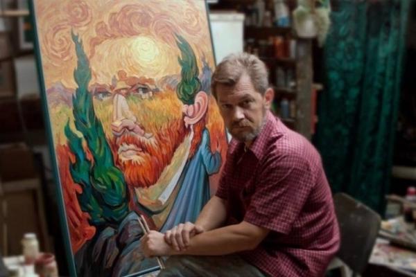 Картини, на які потрібно поглянути двічі: оптичні ілюзії від художника з Тернопільщини