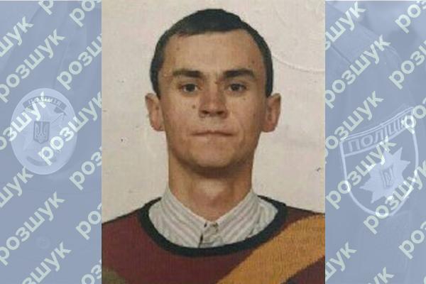 У Тернополі поліція шукає чоловіка, який втік з психоневрологічного диспансеру