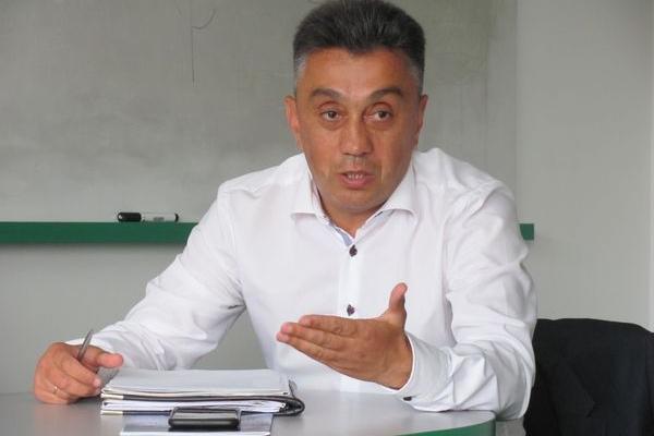 Михайло Ібрагімов: «Тільки разом ми зможемо підняти футбол у Файному місті!»