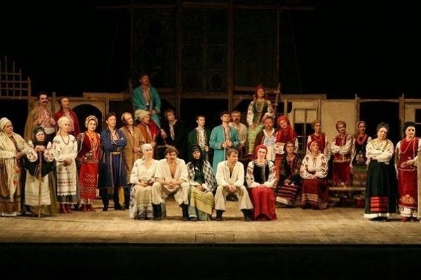 У Тернополі розпочався XVІ Всеукраїнський фестиваль «Тернопільські театральні вечори. Дебют»