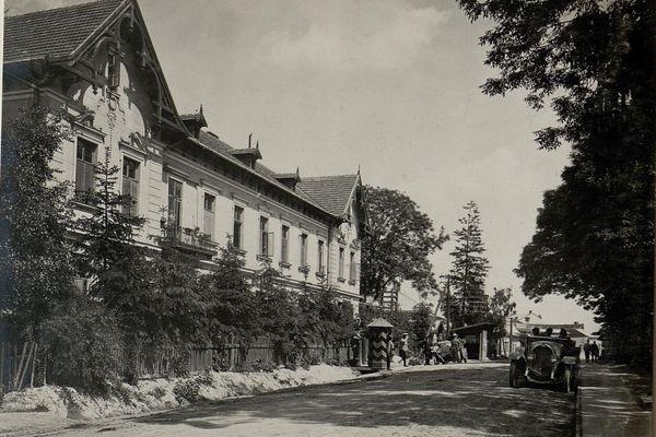 Зборів в роки Першої світової війни (Фото)