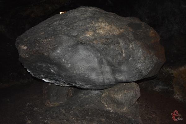 На Тернопільщині знаходиться єдиний в країні підземний музей