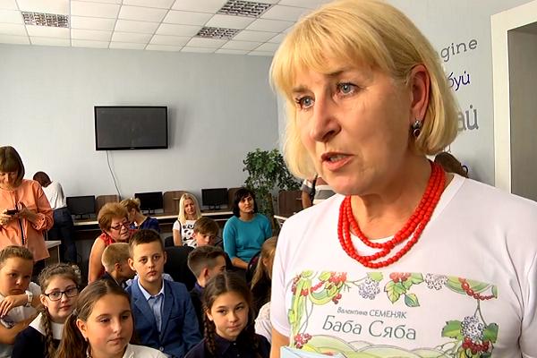 У Тернопільській міській бібліотеці відбулась презентація нових дитячих книг Валентини Семеняк