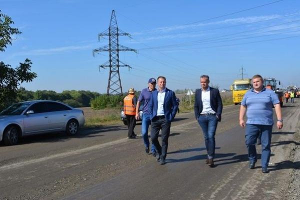Керівник Укравтодору проінспектував дороги Тернопільщини (Фото)