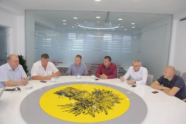 Чемпіон Тернопільської області розробив план дій на 5 років