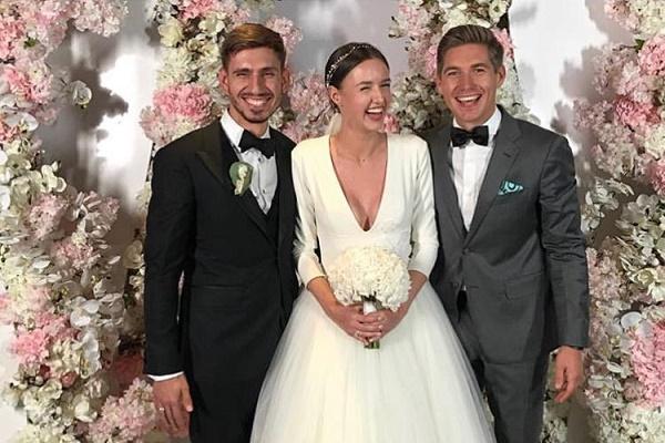 З'явилася інформація про весільне вбрання Аліни Френдій, одна сукня якої вартує близько 4000 доларів США (Фото)