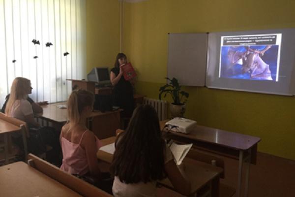 Чортківські студенти відзначили «Ніч кажанів»