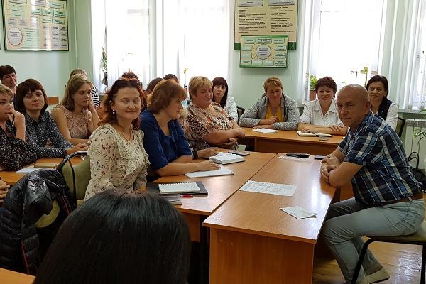 Як не «згоріти» на роботі і знайти спільну мову із відвідувачами – про це і не тільки запитували під час семінару